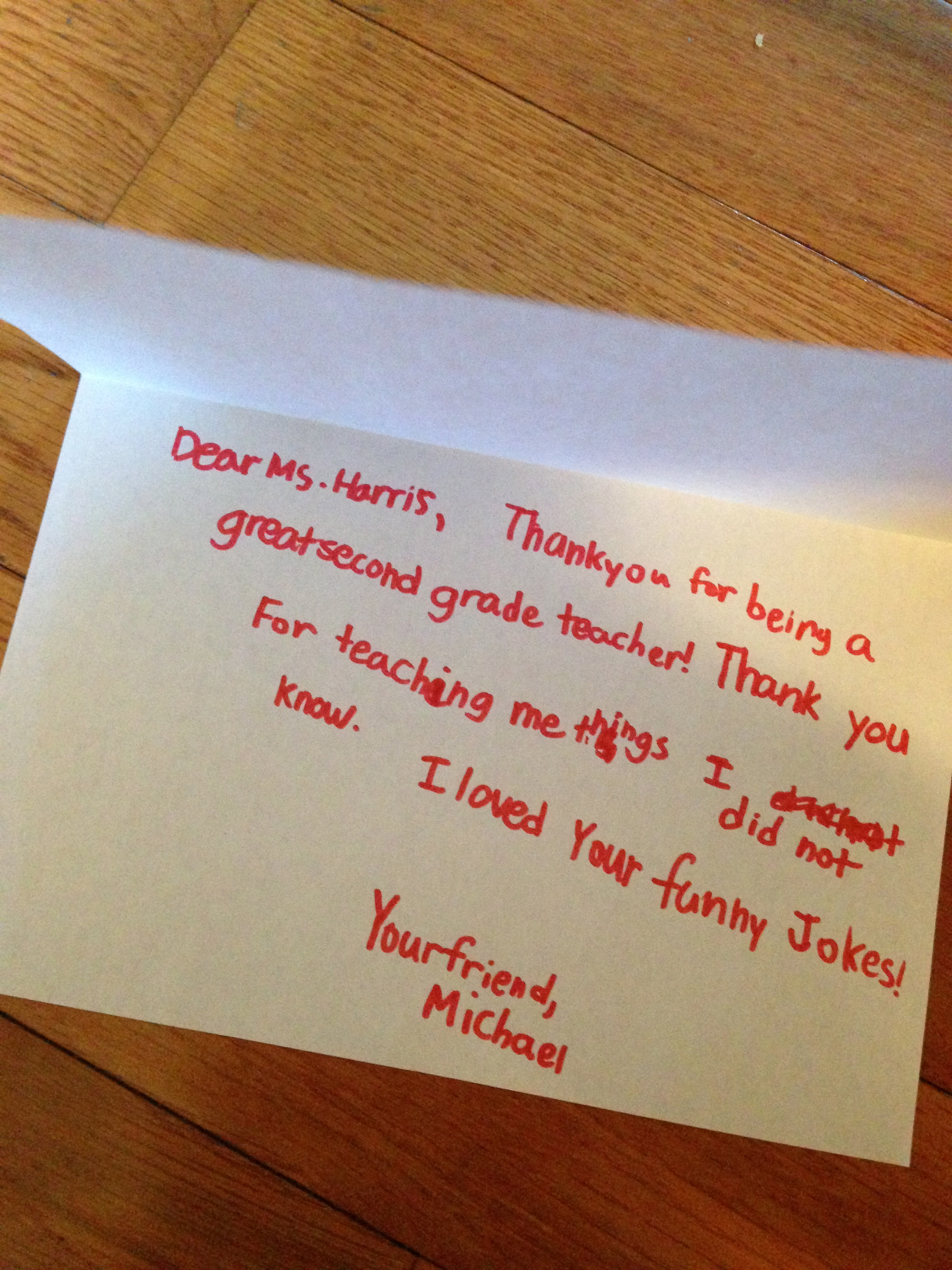 How To School Other Parents With The Best Teacher Appreciation